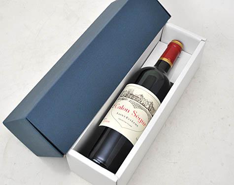 ギフトボックス [ 750ml 1本用 ] ワイン・焼酎・日本酒など★箱なし商品のギフト用です★