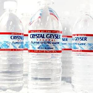 クリスタル ガイザー 軟水