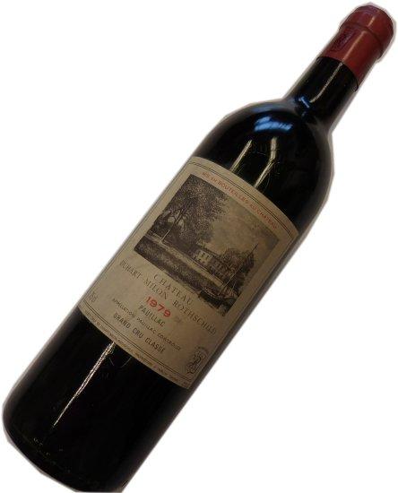 昭和54年の誕生年ワイン 1979年 シャトー・デュアール・ミロン・ロートシルト  箱入りギフトラッピング [1979] DUHART MILON ROTHCHILD ポイヤック各付け4級