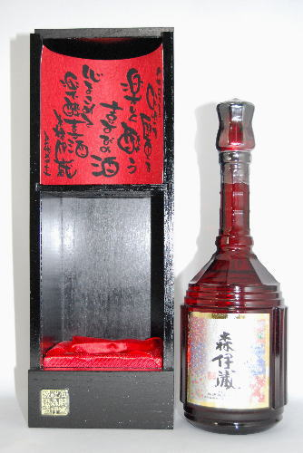 森伊蔵 楽酔喜酒 2000年 長期熟成酒 25度 600ml(外箱なし)