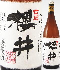 【終売品】古酒 櫻井 21号タンクにて貯蔵 芋 25度 1800ml