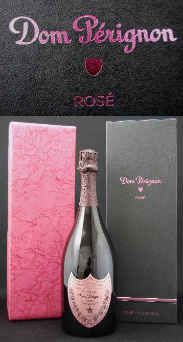*ドン・ペリニヨン ロゼ ビンテージ2000 Dom Perignon Rose Vintage2000 750ml【ギフトに】【送料及びクール代金無料】