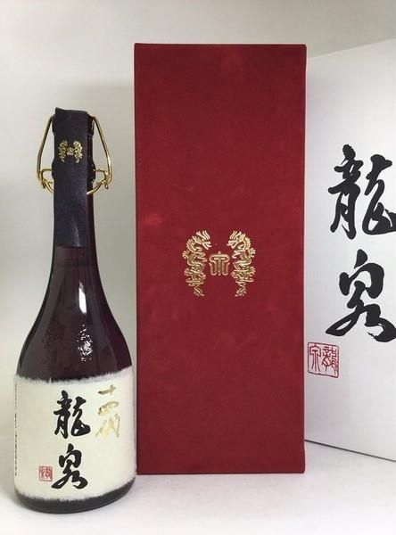 十四代 純米大吟醸 龍泉 720ml 化粧箱入