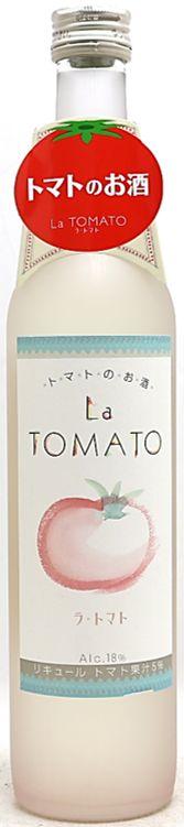 訳ありのみ 新品 マーケット 送料無料 まとめて税込¥5 500以上で送料無料 合同酒精 リキュール18°La トマト ラ TOMATO 500ml