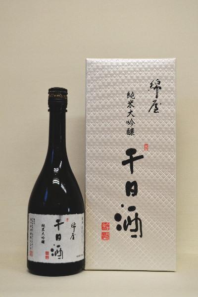 綿屋「千日酒」純米大吟醸山田錦35% 720ml