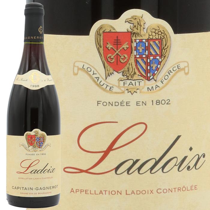ご予約品 本拠地ラドワの生産者蔵出しの貴重なヴィンテージワイン1998年 キャピタン ガニュロ ラドワ 1998 優先配送