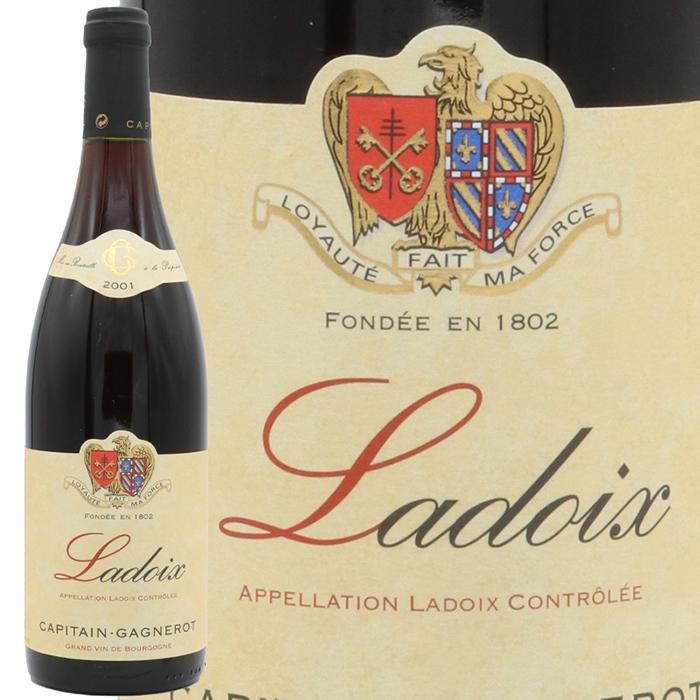 現金特価 本拠地ラドワの生産者蔵出しの貴重なヴィンテージワイン2001年 ふるさと割 キャピタン ガニュロラドワ 2001