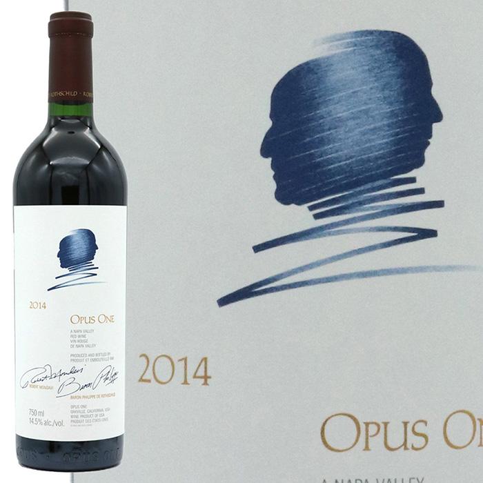 商品 すべてのワイン愛好家の垂涎の的となっている最高級カリフォルニアワイン オーパスワン メイルオーダー 2014