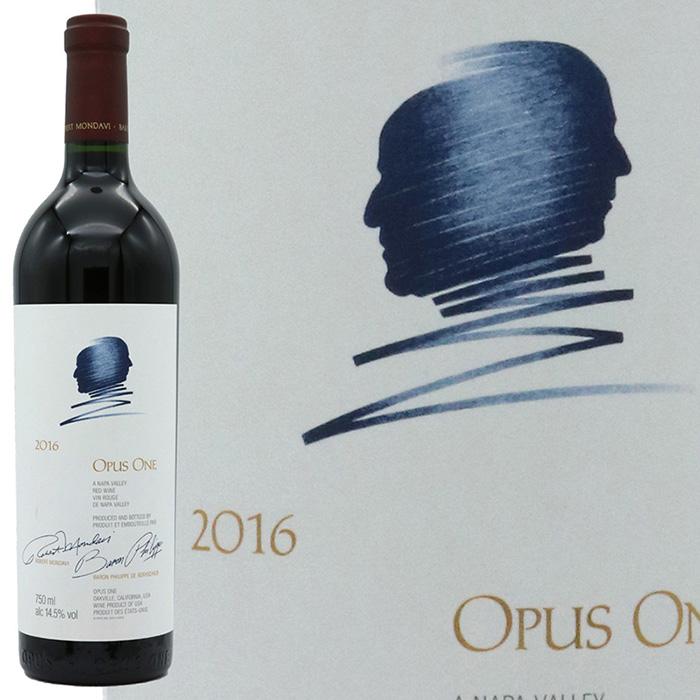 すべてのワイン愛好家の垂涎の的となっている最高級カリフォルニアワイン 最安値 オーパスワン 2016 ☆国内最安値に挑戦☆