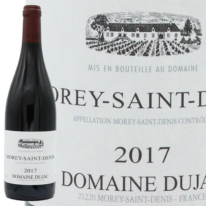 交換無料 デュジャックを知るなら まずこれからというべきワインです デュジャック モレ サン 最安値挑戦 2017 ドニ ルージュ