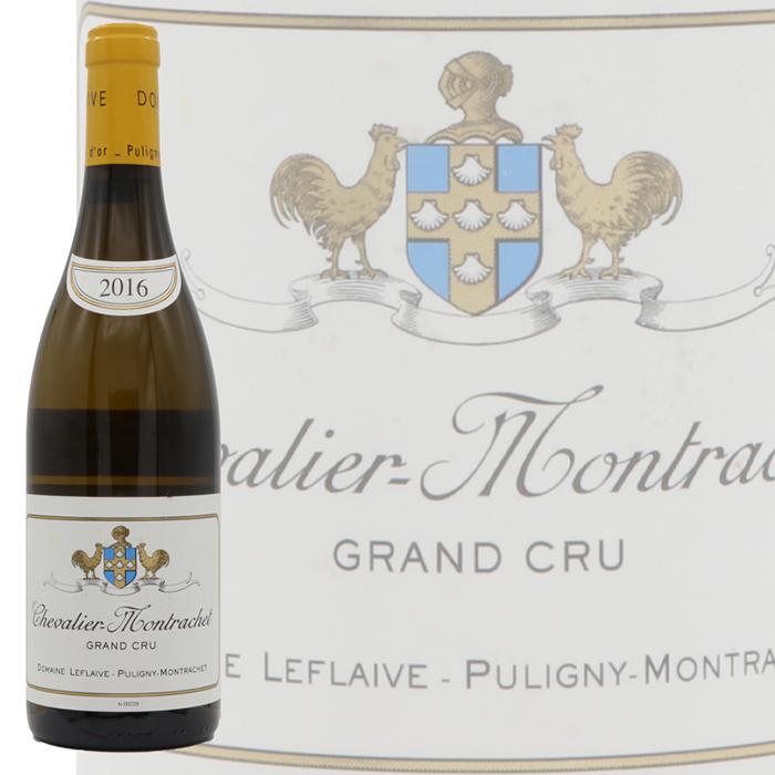 ブルゴーニュ白の 最高峰の生産者 市販 白ワインの神様 と賞されるドメーヌ ルフレーヴ 限定1本入荷しました ルフレーヴシュヴァリエ 驚きの値段で 2016 モンラッシェ ドメーヌ グランクリュ