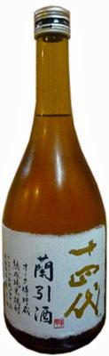 十四代 蘭引酒 旧ラベル 720ml