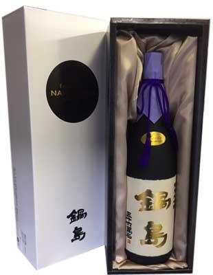 鍋島 純米大吟醸 吉川山田錦35 1800ml