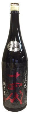 十四代 酒未来 純米吟醸 1800ml【詰め日19年10月】