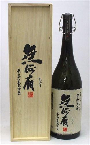 本坊酒造 無何有 (むかう) 芋焼酎 37度 1800ml