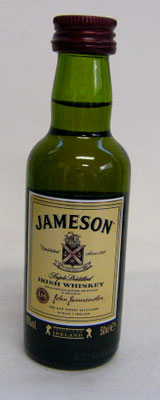 Jameson miniature 50 ml
