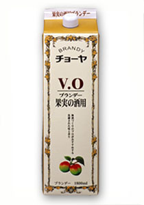 Even if liquor use of the fruit is the same, can drink; is a Liriope graminifolia D V.O 37 degrees 1.8L pack super