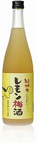 Sweet and sour Kishu lemon plum 12 720 ml