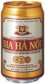 ベトナムビール ハノイ 缶330ml×24本