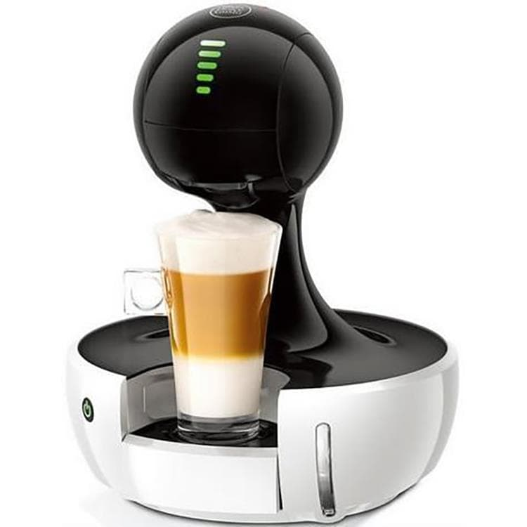 MD9774ホワイト 白 ネスカフェ ドルチェグスト ドロップ ホワイト 白 カプセル式コーヒーメーカー