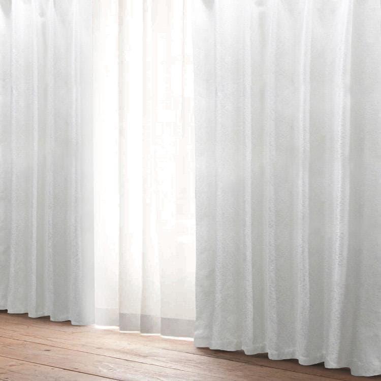 ロジック断熱 100X225cm IV ドレープカーテン カーテン おしゃれ 新生活