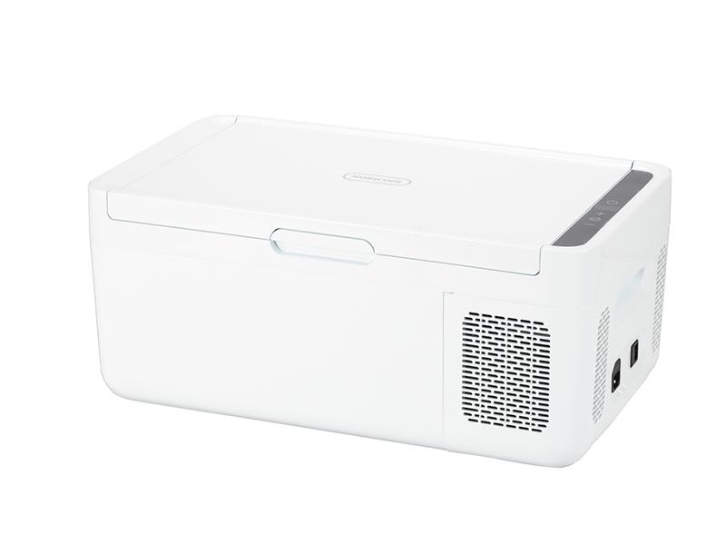 ポータブル 2way コンプレッサー ホワイト 冷凍庫 冷蔵庫 DOMETIC MCG15 WH モビクール 送料無料 KZ web限定 TS