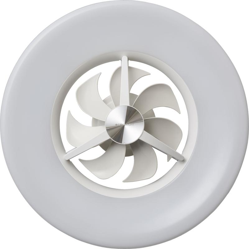 ドウシシャ DOSHISHA シーリングサーキュレーター 6畳 昼光色 DCC-06NM DS (WEB限定) TS リモコン付き LEDライト タイマー リズム風 空気循環 天井照明 シンプル