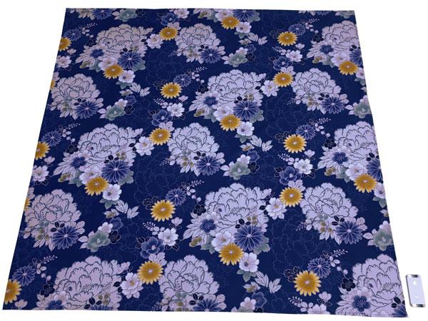 Sakura Komachi Grand Bargain Yorozu Cross Feel Free To Use Talk Table Cloth Wrapping  E A B E   E  F E  B And Dark Blue Approximately  Cm Size Rakuten