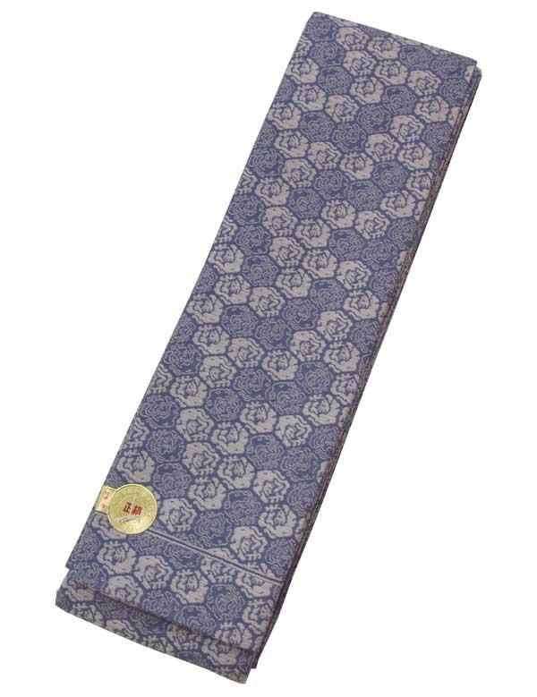 西陣織 高級角帯正絹 角帯 絹100%メンズ角帯 小袋角帯【送料無料でお届けします】