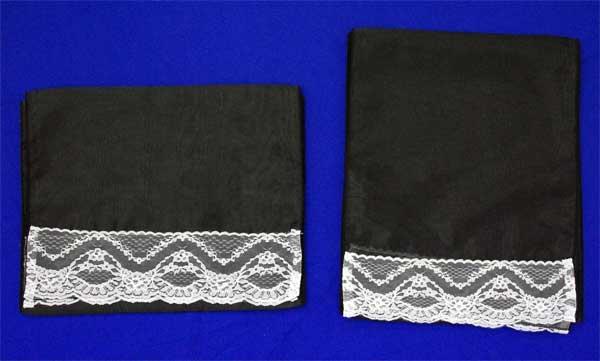 Lace mini belt