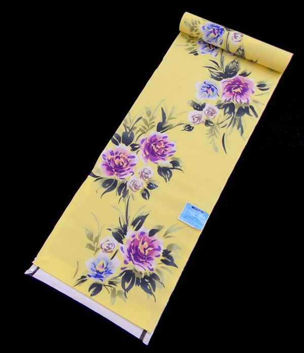 YUMI KATSURA - Yumi Katsura - luxury brand yukata kimono