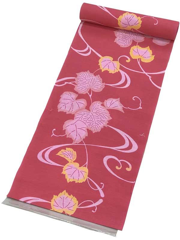 【伝統技法注染 ゆかた】京舞 高級ゆかた 反物《日本製》浴衣 反物 女性 ゆかた お誂え仕立て承ります