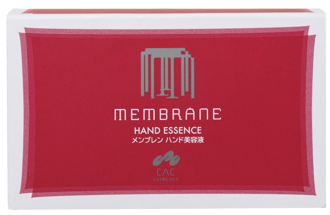 みずみずしく しなやかに 新感覚のハンドケア CAC化粧品 新作からSALEアイテム等お得な商品満載 メンブレン ハンド美容液 包 0.5g×24 1箱 ハンドケア シーエーシー 格安
