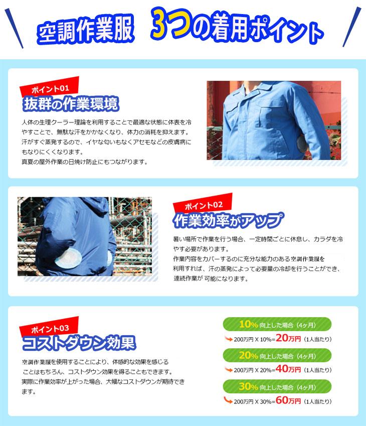 [予約注文受付中]格安空調服セットS-AIR05830ワークジャケットシンメン空調ウエア大容量ファンバッテリーセット