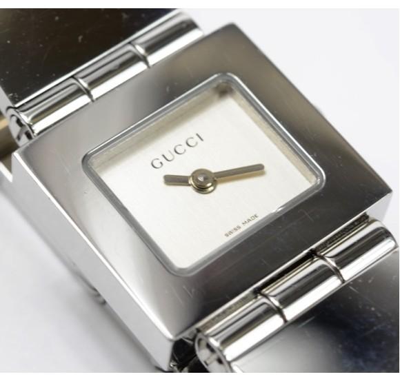 グッチ ブレス 腕時計 レディース 600L【超美品】