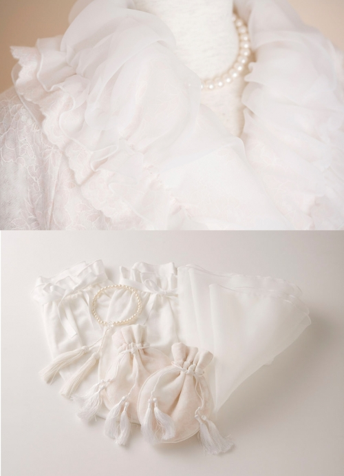 エンディングドレス