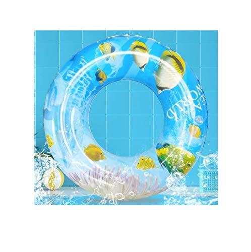 Shiseikokusai 浮き輪 水中の世界浮き輪 休日 大人用 子供用 shuizhong-70-02 モデル着用 注目アイテム 海フロート70# 便利に携帯 撮影道具