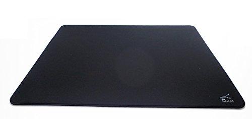 ARTISAN 全品最安値に挑戦 ゲーミングマウスパッド お買得 330x420x7mm 零 FX MID FXZRMDL ブラック Lサイズ