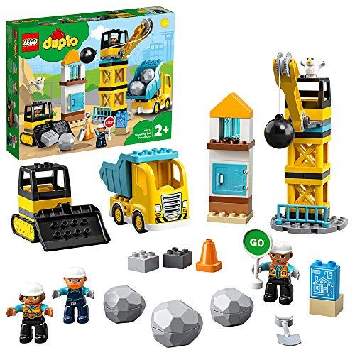 入園入学祝い レゴ(LEGO) デュプロ デュプロ 10932 レゴ(LEGO) レッキングボールの解体工事 10932, チロルwebshop:965d6f27 --- cpps.dyndns.info