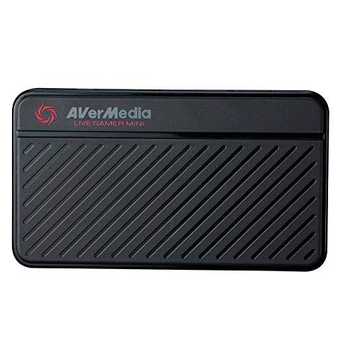 AVerMedia ライブゲーマーミニ: フルHD 1080P ビデオ録画 セール H.264 PCゲーム機で動作 送料無料新品 ゲームキャプチャカード ハードウェア GC311 エンコーダー