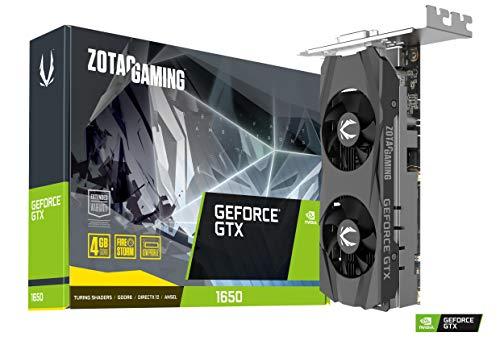 ZOTAC GAMING セール品 GeForce GTX 倉 1650 LP ZT-T16520H-10L 128ビットゲーミンググラフィックカード ロープロファイル GDDR6 超コンパクト 4GB