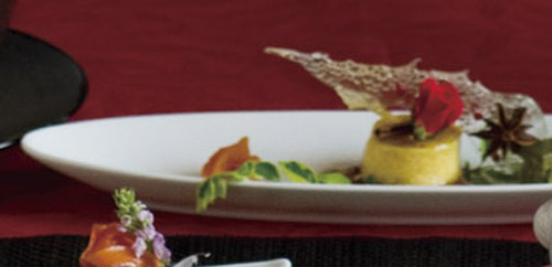 18%OFF ホテル レストラン バール 食器が 問屋価格で 現金特価 大 特白磁 スリムプラター 31cm プレノ