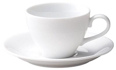 ホテル レストラン ウェアーが 高級な 問屋価格で マキシム 190cc カップ お見舞い ソーサー特白磁日本製 コーヒー
