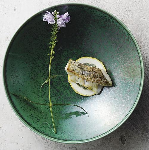 28cm 翠フィノ ワンプレート ランチ皿日本製 美濃焼メイン・オードブル・お惣菜・前菜盛り合わせ・ワンプレートランチに和洋対応、和カフェ、古民家カフェ、ビンテージカフェ食器