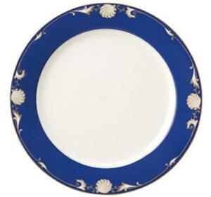 ロイヤルシェル 31cm サービスプレート & チョップ皿 (乳白色のNEW BONE製)