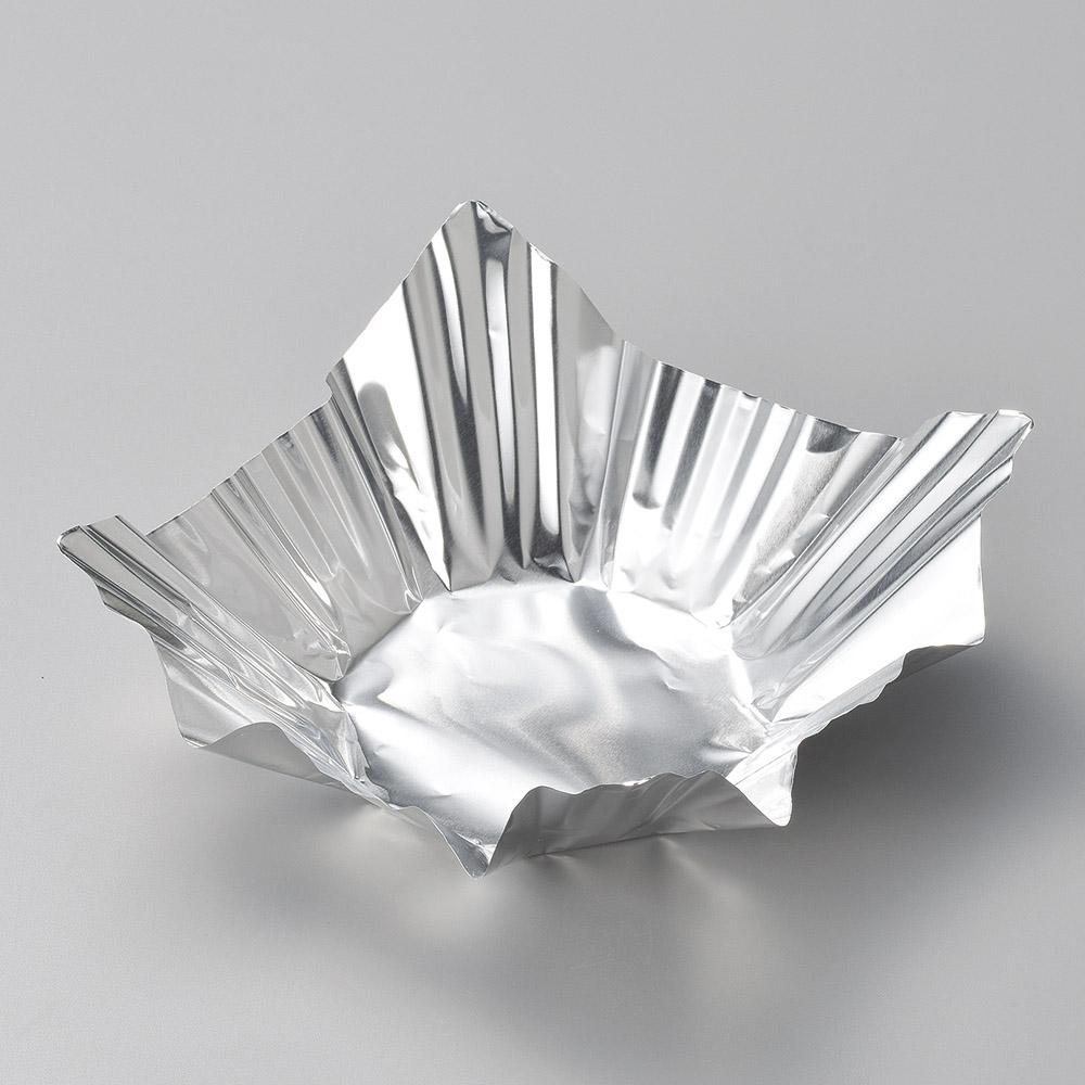 アルミ製 24cm すき鍋 (8号)100枚組銘々鍋の使い捨て鍋