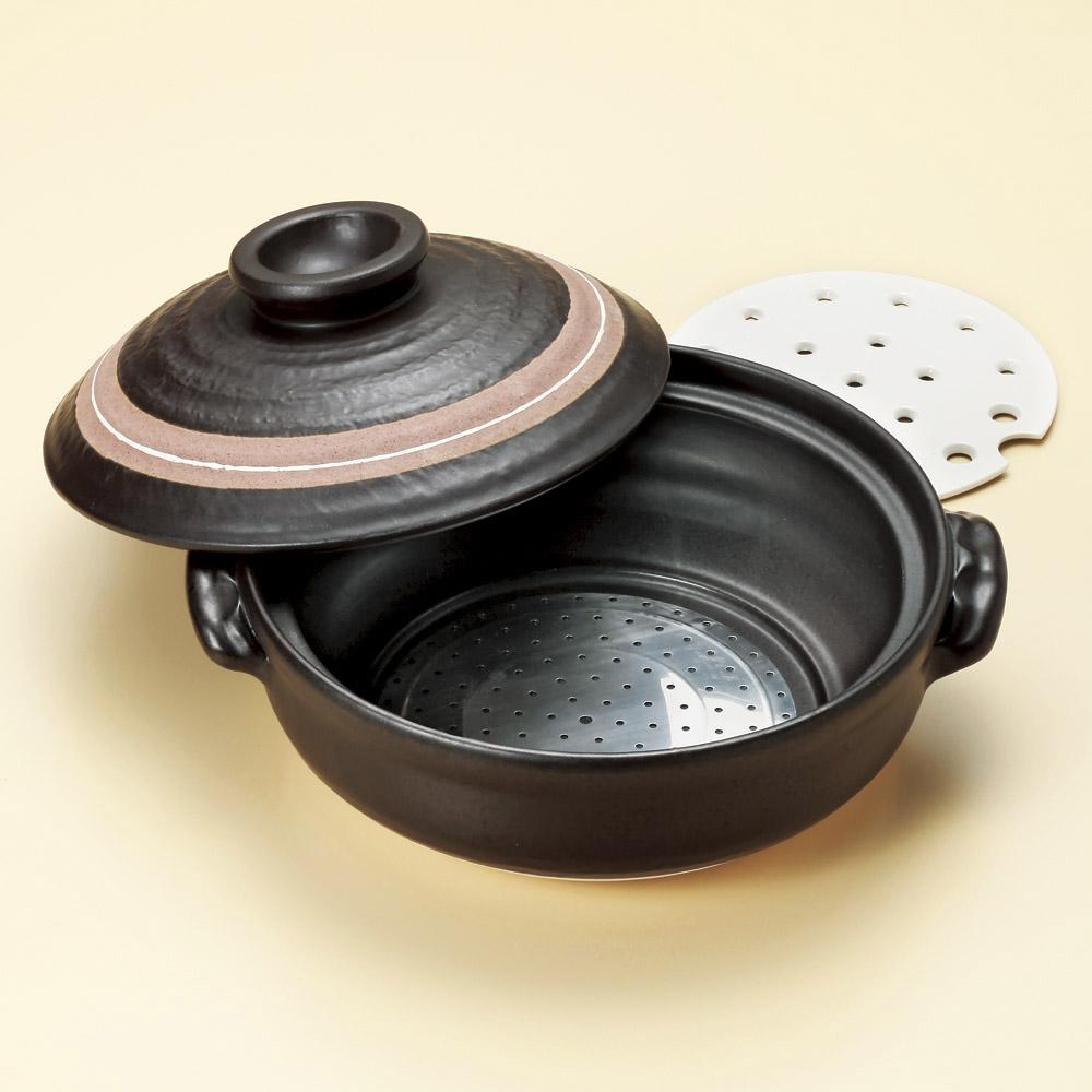 すばる 9号 IH土鍋発熱プレート使用でIHコンロ対応