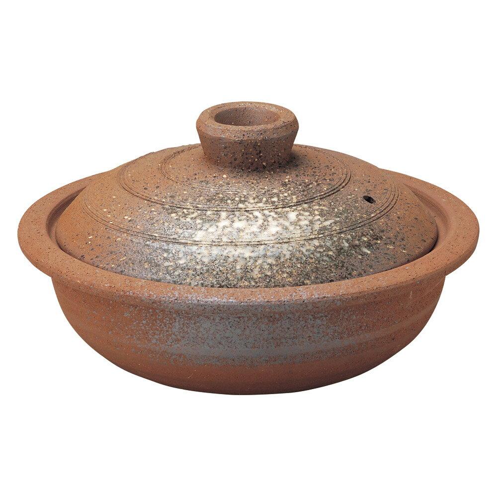 茶燻し 10号 4~6人用土鍋