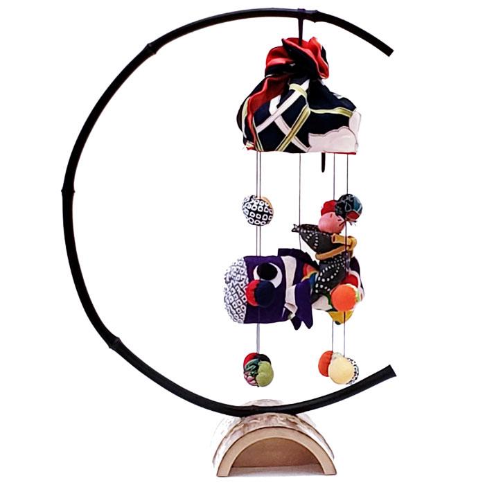 室内鯉のぼり つるし飾り 桜寿 BT5506 五月人形 端午の節句 鯉のぼり 室内
