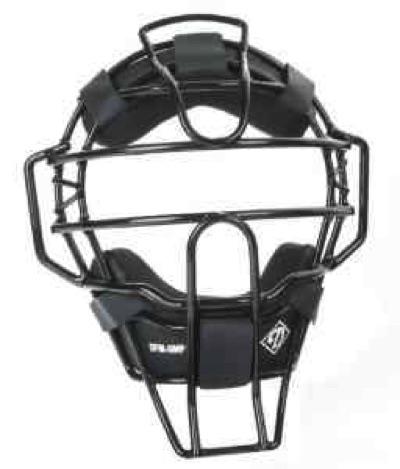 ダイヤモンド Diamond Sports 超軽量審判マスク 硬式用 Umpire Face Mask, Each ブラック・お取寄